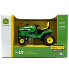 1/16 Scale John Deere X320 Die-Cast Lawn Mower Model Replica