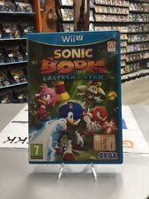 Sonic Boom L'Ascesa Di Lyric Wii U USATO GARANTITO
