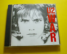 "CD "" U2 - WAR "" 10 SONGS (SUNDAY BLOODY SUNDAY)"