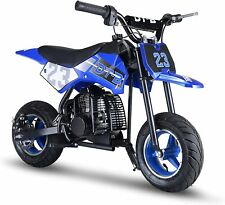 Mini Gas Power Dirt Bike, Motorcycle Ride-on 51cc 2 Stroke (Oil Mix Required)