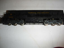 RIVAROSSI 2500 NORFOLK AND WESTERN DIESEL LOCOMOTIVE HO SCALE
