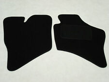 Mazda Bongo 1999-on Fully Tailored Deluxe Car Mats in Black