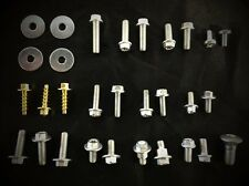 30pc REPLACEMENT BOLT KIT KTM EXC PLASTICS FENDER  125 250 300 350 450 520