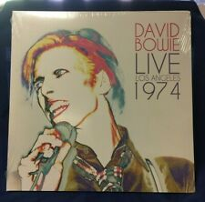 SEALED NEW 2xLP David Bowie - Live Los Angeles 1974