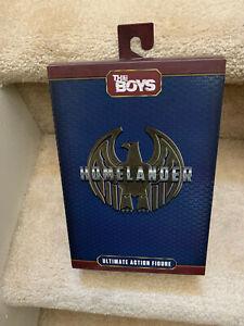 NECA Reel Toys The Boys Homelander Ultimate Action Figure NON-MINT
