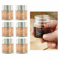 6 Pack Shot Glasses Set Clear Mini Mason Jars Wine Glass Party Cups Catering Bar