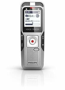 Philips DVT3100 Digital Voice Tracer and Recorder, Dragon Certified - New!