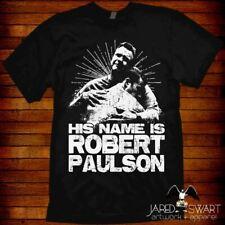 "Fight Club T-shirt ""Robert Paulson"" parody based on the 1999 movie sizes S - 5Xl"