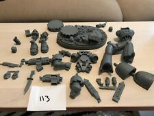 Forge World Imperial Space Marine 120mm Statue Warhammer 40k 113