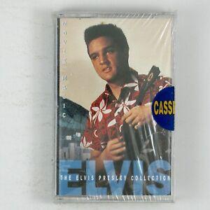 ELVIS PRESLEY  Elvis Presley Collection-Movie Magic CASSETTE 1997 ROCK (SEALED)