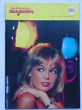 Das Schweizer Magazin 283, Daliah Lavi, Barbara Bouchet, Teri Tordai, Ingrid S