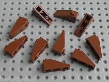 LEGO RedBrown Slope Brick ref 4286 / Set 7752 4766 10144 10193 7197 4750 10188..