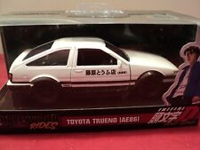 "Jada Toyota Trueno (ae86) ""Initial D  First stage""  Movie car   NIB  1/32 scale"