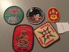 Boy Scouts of America Patches Portaferry, Oba-sa-teeka, Massawiepie, Northern 81