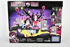 New ListingMega Bloks Monster High Draculaura Birthday Bash ~ 153 Pieces 2016 release!