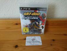 Ski-Doo Snowmobile Challenge (PS3) Neu & OVP