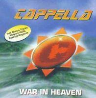 Cappella War in heaven (1996, #zyx20393) [CD]