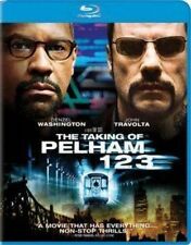 The Taking of Pelham 1 2 3 Blu Ray