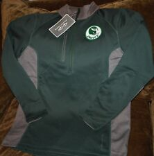 Philadelphia Eagles golf jacket! men's medium NFL throwback NWT Super Bowl LII