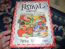 The Festival Cookbook : Four Seasons of Favorites by Phyllis Pellman Good book