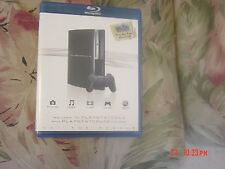 Welcome to PlayStation 3 and PlayStation Network (PS3, 2007) Rated Rp-T