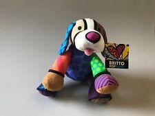 Britto Pop Plush dog, Pablo plush dog, plush Britto, Britto dog, Pablo Dog, NWT