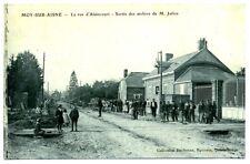 (S-103845) FRANCE - 02 - MOY DE L AISNE CPA