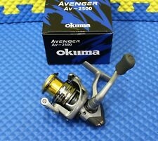 Okuma Avenger AV-2500 Spinning Reel NEW FOR 2019 AV-2500