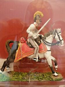 Del Prado Collection Austrian Cuirassier at Wagram r  18 09 SNC 118 NEU!OVP!!!