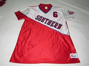 NWT VINTAGE FLORIDA SOUTHERN MOCCASINS LADY VOLLEYBALL JERSEY SIZE LARGE