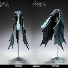 New Anime Game of Thrones Ice Dragon Action pvc Figure Toys No Box 19cm