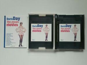 DORIS DAY - THE MAGIC OF THE MOVIES Minidisc Collectible 2x MD Album in VGC