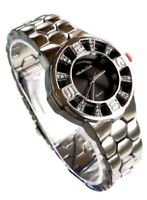 Ladies Dress Watch Montres Carlo MC40572 Sliver Band, Ladies Casual Watch 1 ATM
