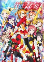 Poster Love Live! Schule Idol Project Kotori Maki Nozomi Nico Anime Manga #1