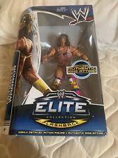 Ultimate Warrior Ring Attire Figure WWE WWF Mattel Elite Series 26 Flashback MIP