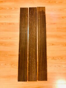 AAA Indian Rosewood Fingerboard for Electric Bass Guitar Fretboard, Luthier !