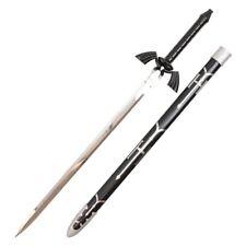 Dark Link Legend of Zelda Master Sword Video Game Replica Stainless Steel NIB