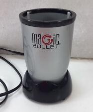 Magic Bullet 250 Watt Base 2 Cups , Lids & Gaskets MB1001C Small Blender Puree