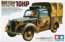 Tamiya > British 10HP Light Utility Car Model Kit, 1:35 Scale [35308]