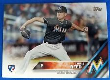 2016 Topps Series 2 Chris Reed RC #631 Baseball Rookie Card Miami Marlins