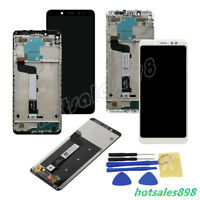 Touch Screen LCD Display Digitizer For Xiaomi Redmi Note 5 Pro Replacement+Tools