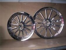 Harley Davidson Dyna Sportster Softail FXR Chrome Wheels Rims EXCHANGE