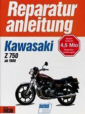 WERKSTATTHANDBUCH REPARATURANLEITUNG WARTUNG 5036 KAWASAKI Z 750 ab 1980