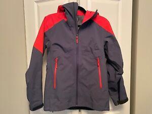 ARC'TERYX Sentinel 11398 Gore-Tex Jacket Gray Orange/Red Small NEW w/o Tags