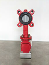 """Bray 2"""" Butterfly Valve / Series 31 / Double Acting Pneumatic 92-0630-11300-532"""