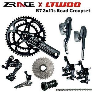 LTWOO R7 2x10 Speed Road Bike Groupset 20s Road Kit 2X10S Group