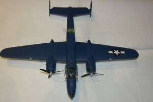 FRANKLIN MINT 1:48 B-25 MITCHELL PBJ-1T VMB 611 US MARINE