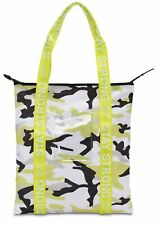 GEORGE GINA & LUCY Nylon Roots Flightbag Schultertasche Tasche Yellow Camou