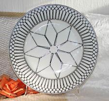 NUOVO elegante TAITU spazio piatto by Emilio montagna Amin ITALY ø ca. 30,5 cm più poiché