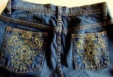 DKNY Girls BGKGO141893F Deckwash Jeans (16) NWT